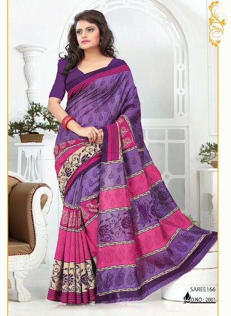 Exclusive Designer Pure Cotton Classic Printed Saree