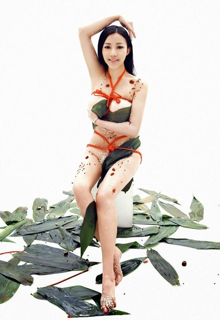 Hoa hậu khỏa thân vì người nghèo 8