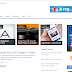 Responsive Blogger templates 2014-Freshlife