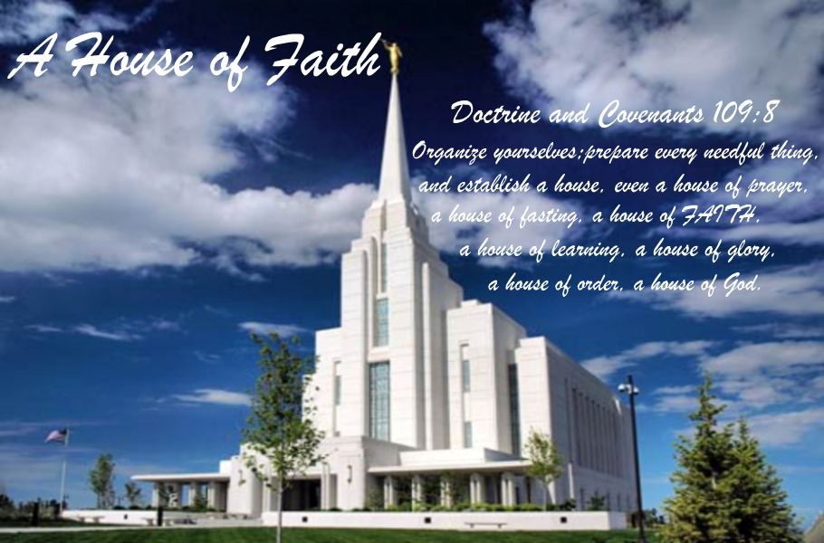 A House of Faith