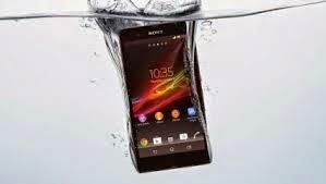 hp android terbaru  tahan Air