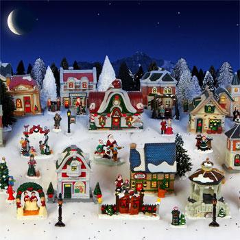 The Konformist Blog Cobblestone Corners 2012 Christmas