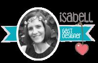 Unsere Gastdesignerin im August:<br> Isa von stempeltörtchen