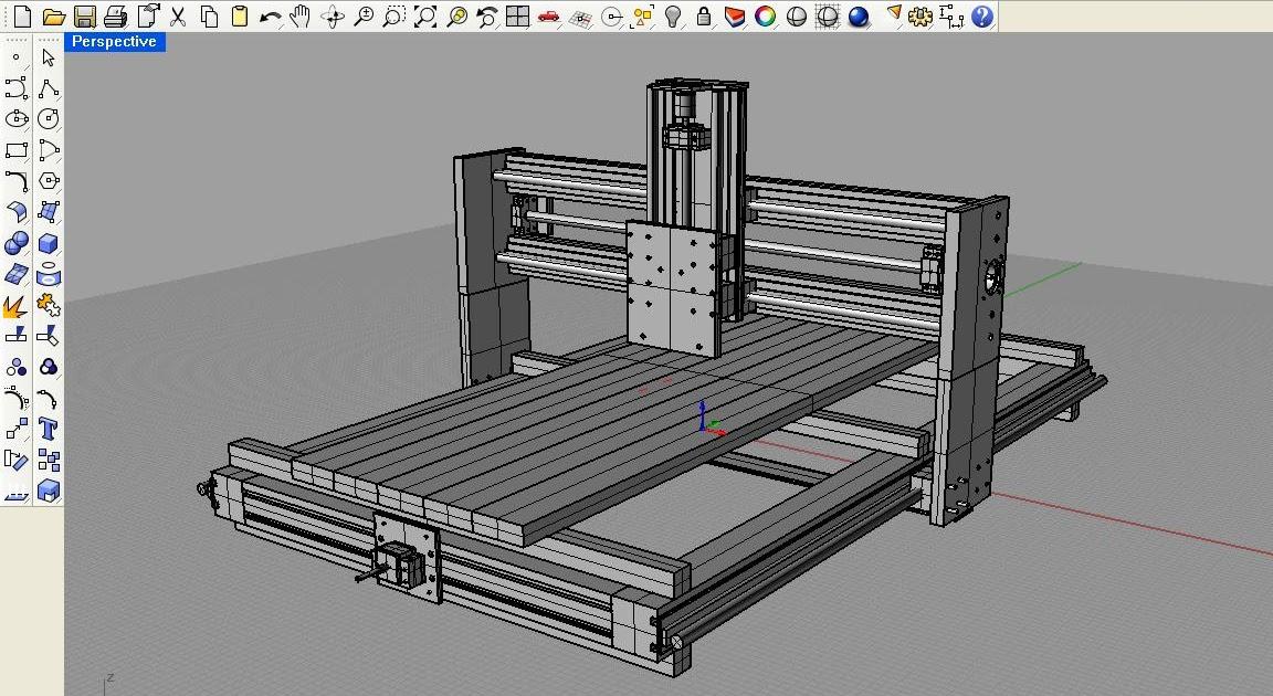 building your own cnc machine