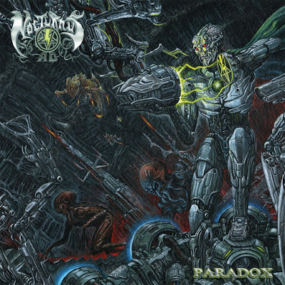 Nocturnus AD - Paradox - Press Release + Full Album Stream.