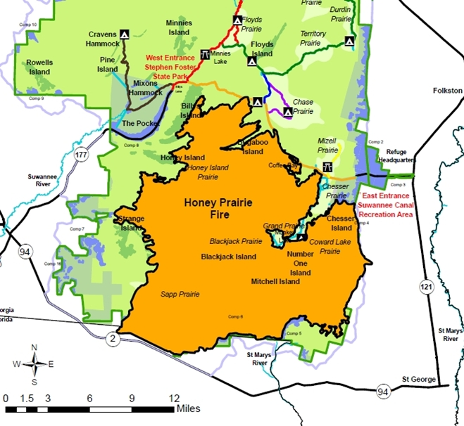 Virginia Wildfire Information And Prevention Today Were