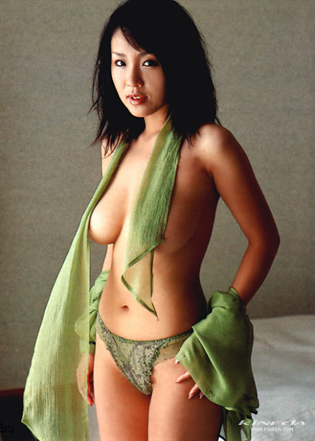 ... hot actress and model Megumi Kagurazaka sexy photo | Nude Free