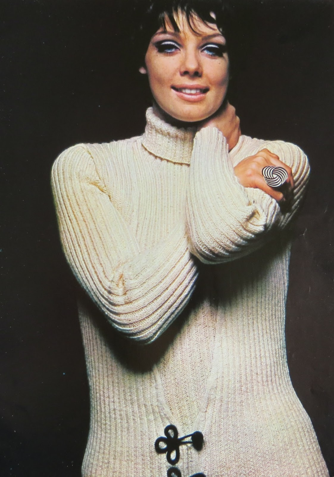 Free Vintage Vogue Knitting Patterns : Shortbread & Ginger: Vintage Vogue