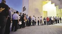 """اكتمال الاستعدادات لتصويت المصريين بالخارج في إعادة """"الرئاسة"""""""