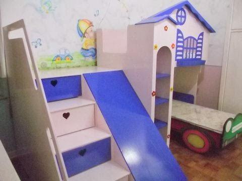 Modelos de móveis infantis