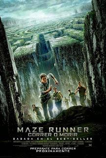 Maze Runner: Correr o Morir / El Corredor del Laberinto Poster
