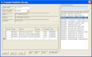 Download Aplikasi Retail VB 6.0