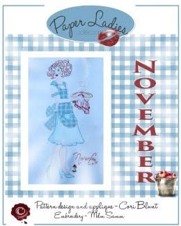 Paper Ladies November