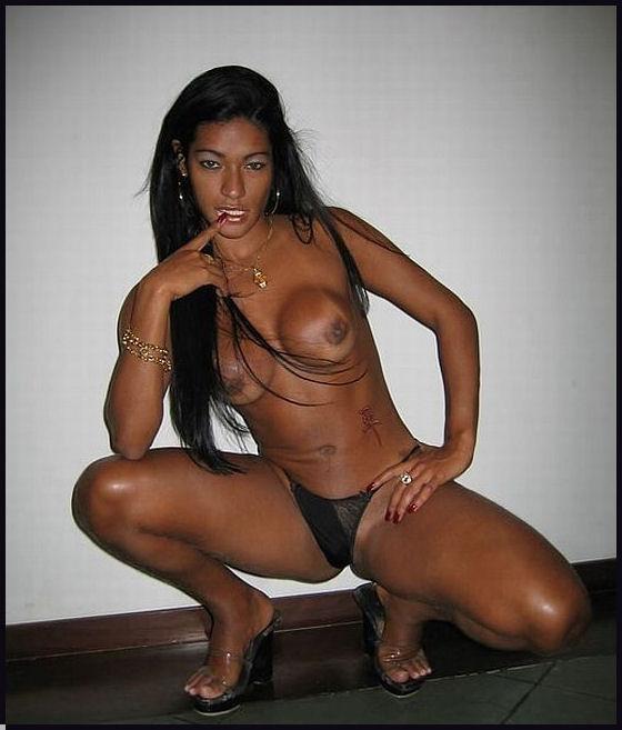 Negras Lindas Nuas