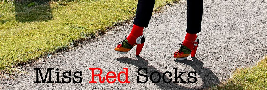 Miss Red Socks