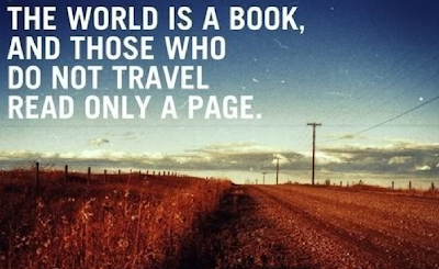 inspiring travel quotes the world is waiting