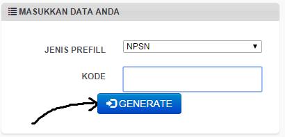 download prefill dapodikmen, cara generate prefill dapodikmen terbaru, fungsi prefil dapodik