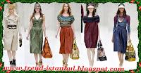 Burberry Prorsum  2012  İlkbahar Yaz Kadın Kıyafetleri  Koleksiyonu