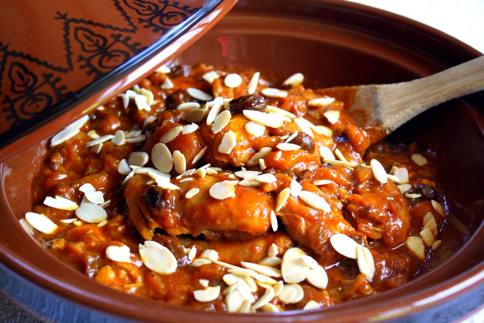 Manila Spoon: Moroccan Chicken Tagine