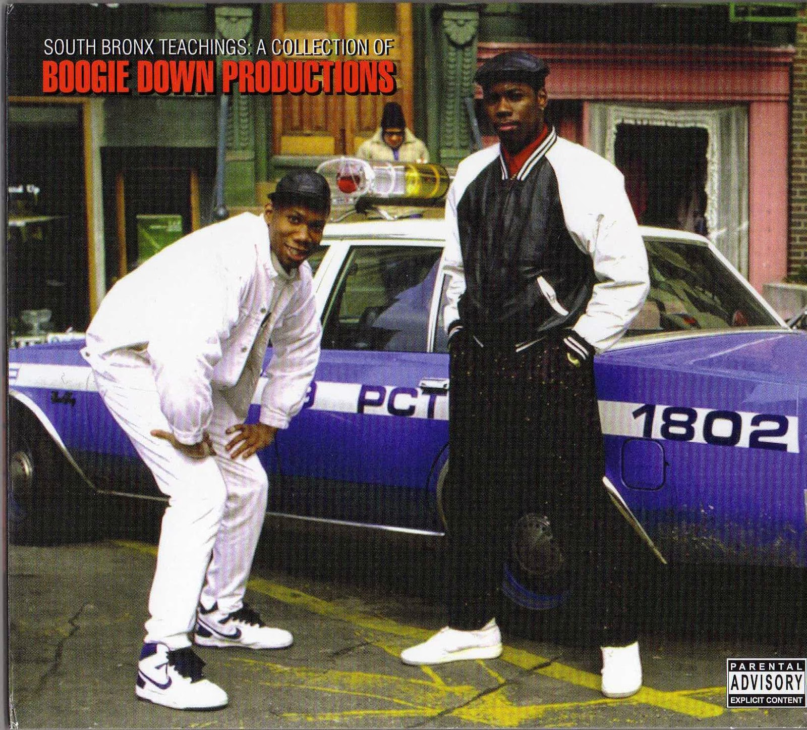 Boogie Down Productions – South Bronx Teachings: A Collection Of Boogie Down Productions (2012) (CD) (FLAC + 320 kbps)