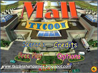 Mall tycoon cheats