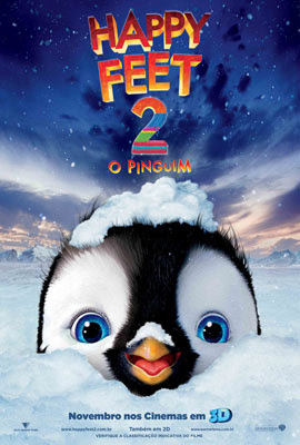 Happy Feet 2: O Pinguim, de George Miller
