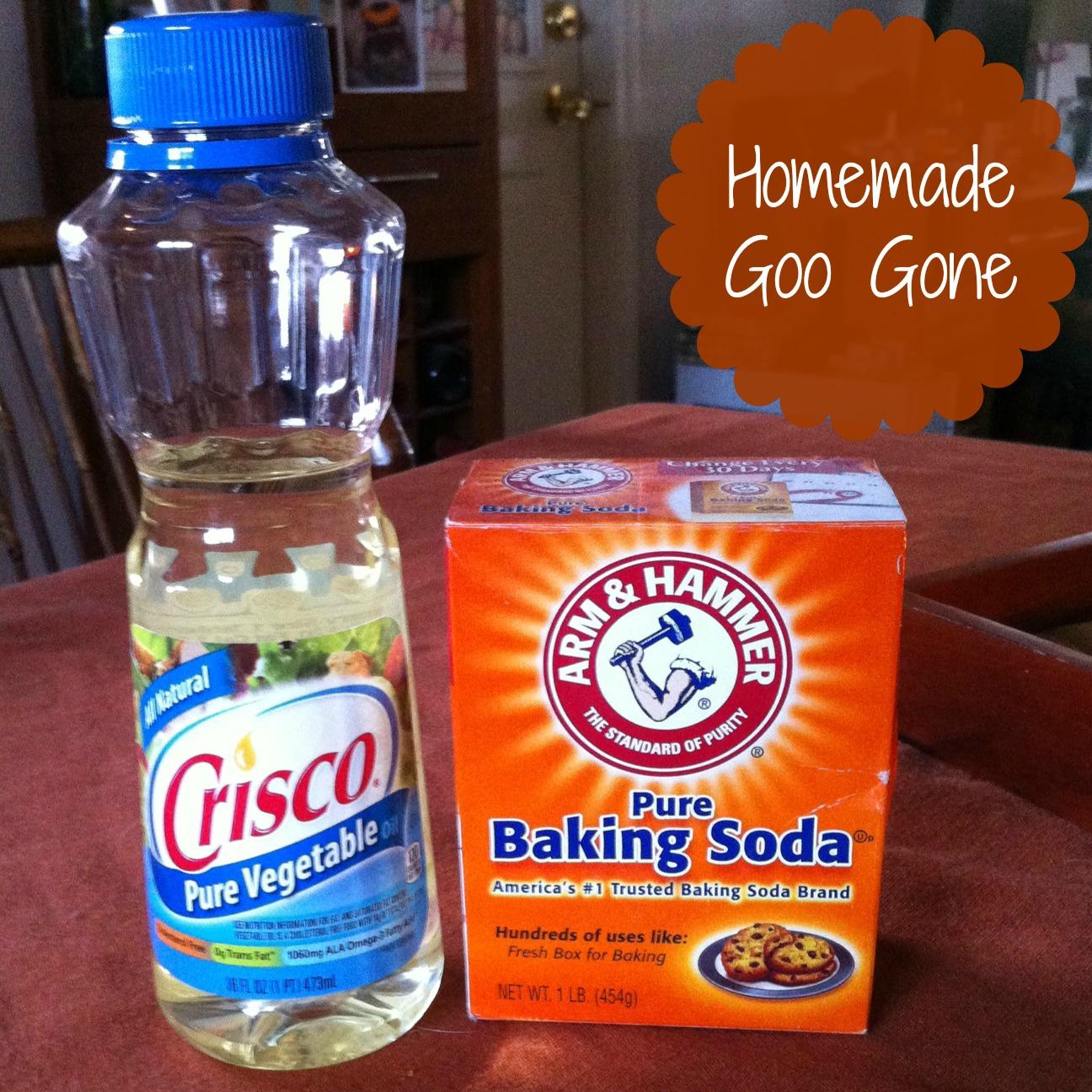 Sunshine Maker Meg Frugal Fridays Homemade Goo Gone