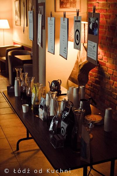 Fresco Cafe Cup Tasting Łódź od Kuchni