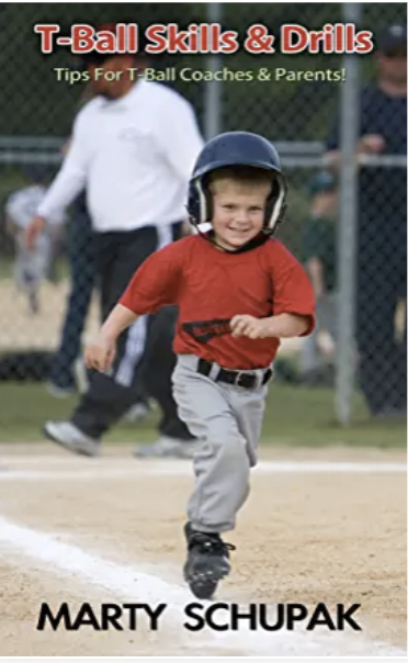 T-Ball Skills And Drills (Book)