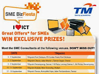 BizFiesta Great Offers at TMPoint 2014