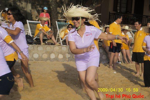 Trại hè Phú Quốc 2009