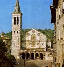 Around Spoleto