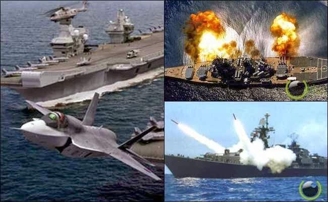 10 Jenis-Jenis Kapal Perang yang ada di Lautan