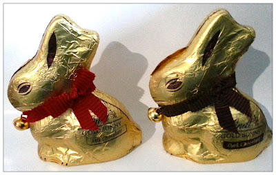 Lindt Gold Bunny - Milk and Dark Chocolate