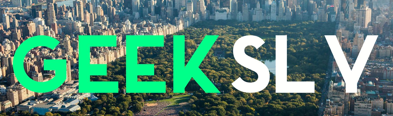 GeekSly - Um Cara Tímido e Geek