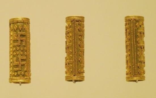 Gold aus Kaukasus, Georgien