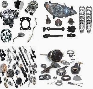 قطع غيار السيارات -مشروع -بيع