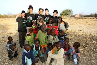 """Projecte de l'Asociació """"Demé"""" a Mali, sense ánim de lucre."""