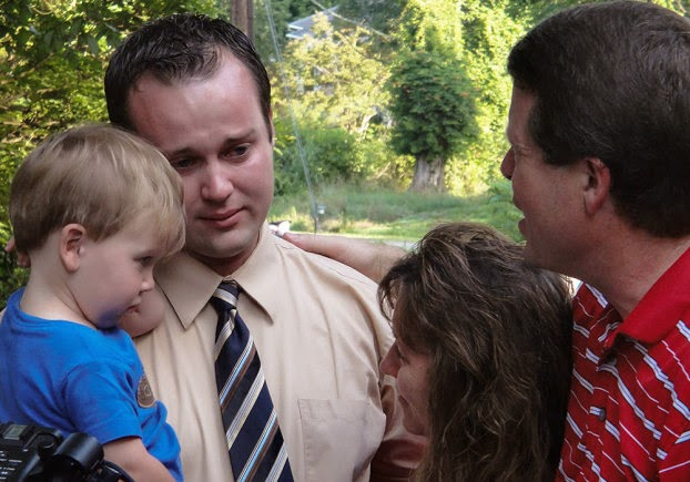 Josh Duggar, Michael, Jim Bob and Michelle Duggar