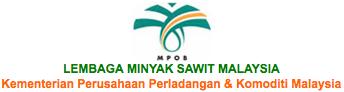 Tawaran Biasiswa Pendidikan Lembaga Minyak Sawit Malaysia (Malaysian Palm Oil Board, MPOB)