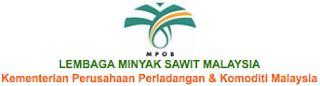 Biasiswa Pendidikan MPOB (Malaysian Palm Oil Board Scholarships)