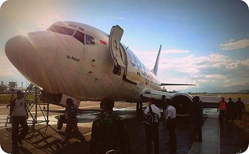 Cardig Air Tergelincir di Bandara Wamena, 2 Pesawat Batal Mendarat