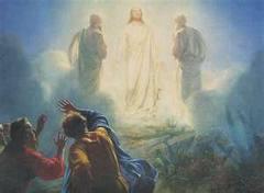 Yesus Menampakan Kemuliaan-Nya