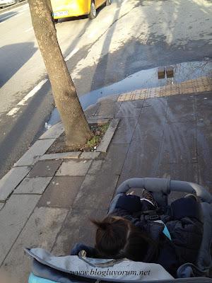 Bebek arabasıyla yola çıkmak 5