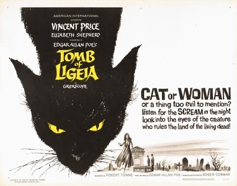 Poster - Tomb of Ligeia (1964)