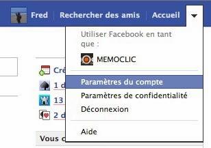 Comment utiliser Facebook en tant que page fan ?