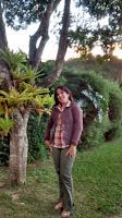 Ex-aluna Juliana Faria Rodrigues - Biologia (foto divulgação)