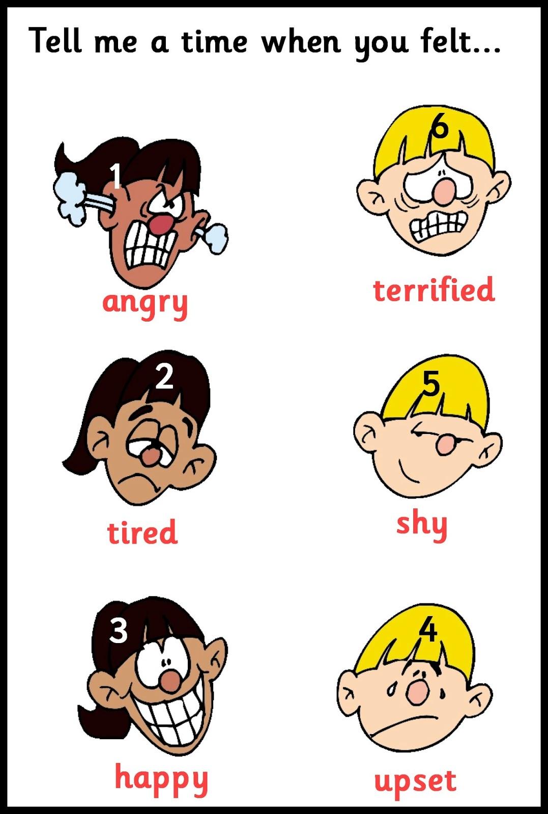 Çocuklar ile duygusal zeka gelişim oyunları oynayalım