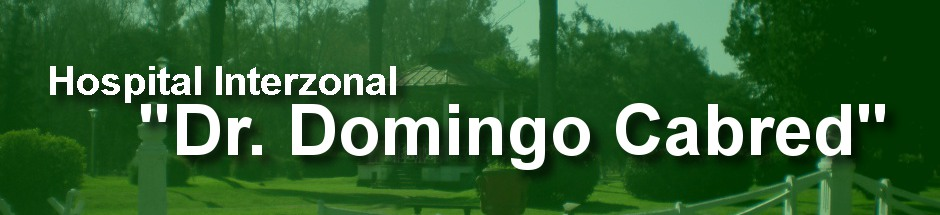 "Hospital Interzonal ""Dr. Domingo Cabred"""