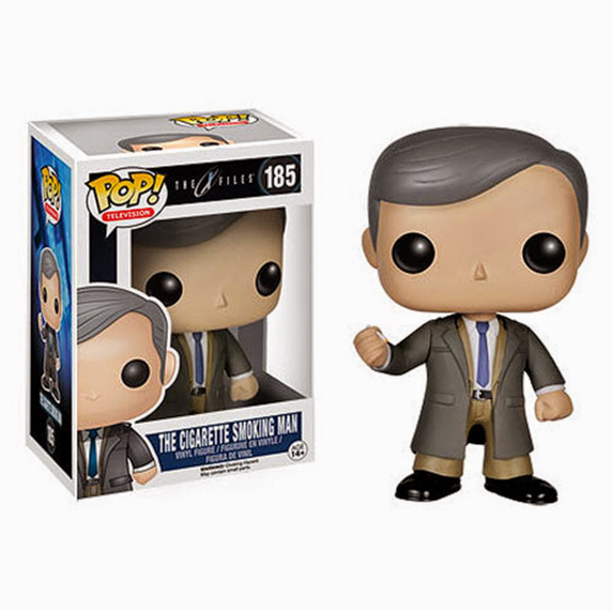 Funko Pop! Cigarette Smoking Man